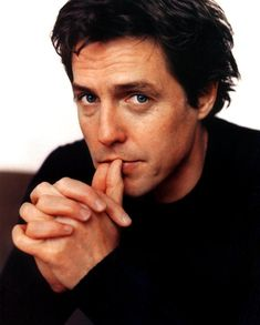 Hugh Grant - I'm sorry, I can't help it. Especially love him in Bridget Jones' Diary playing against type. Hugh Grant, Gorgeous Men, Beautiful People, Hot British Actors, British Boys, List Of Famous People, Actrices Hollywood, Keira Knightley, Celebs