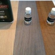 Rubio Monocoat – White Oak with Smoke and Fumed Pre-Treatments Grey Oak, White Oak, Rubio Monocoat, Hardwood Floors, Flooring, Best Dining, Beautiful Kitchens, Modern Rustic, Diy Painting