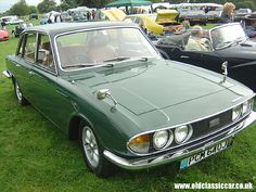 Triumph 2.5 PI. Not this exact one, but the same colour.