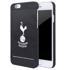 Alumiumium Tottenham Hotspur iPhone 7/8 case featuring the club crest. Offers first-rate protection if dropped. FREE DELIVERY on all of our football gifts