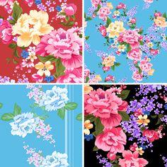 台灣花布 製作過程