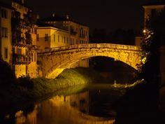 Vicenza  no light pollution makes it beauty