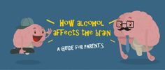 How Alcohol Affects the Brain. A Guide for Parents.