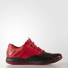 save off fc17d 87075 Adidas Crazytrain Bounce M Scarlet Collegiate Burgundy By2872
