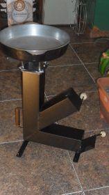 Cocina Rocket - $ 2.590,00 Diy Rocket Stove, Rocket Heater, Rocket Stoves, Outdoor Cooking Stove, Outdoor Stove, Barbecue Pit, Bbq Grill, Jet Stove, Welding Crafts