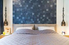 Muratto Korkstone Classic panels in Sapphire