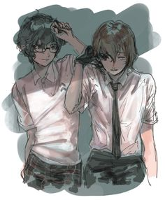 Persona 5 Anime, Persona 5 Memes, Goro Akechi, Ren Amamiya, Akira Kurusu, Anime Boyfriend, Light Of My Life, Anime Art, Joker