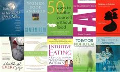 Eating Disorder Books & other resources, addiction, healing