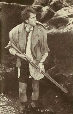 with a shotgun Hudson Hawk, Withnail And I, Paul Mcgann, The Iron Lady, The Age Of Innocence, Bram Stoker's Dracula, Film Quotes, Cinema, Fishing