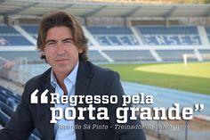 #Treinador - Ricardo Sá Pinto