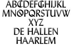 Cobbenhagen Hendriksen - De Hallen Haarlem [identity]