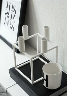 My home | Kubus4 byLassen | Arne Jacobse Design Letters