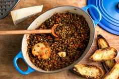 NYT Cooking: Lentil and Tomato Stew