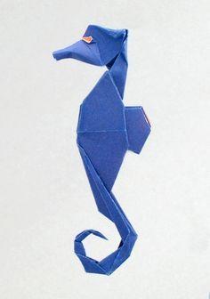 Seahorse by Katrin and Yuri Shumakov