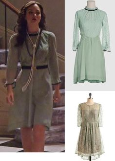 What She's Wearing Marc Jacobs 'Mia' Dress Stacey Lupidas Crystal Headband