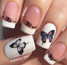32 Ideas French Pedicure Designs Toenails Pretty Toes Nail Art Galleries For 2019 Pink Toe Nails, Pretty Toe Nails, Summer Toe Nails, Cute Nails, Pretty Toes, Flower Pedicure, Pedicure Nail Art, Toe Nail Art, French Pedicure Designs