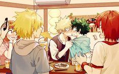 Me gusta, 14 comentarios - ♡Bakudeku♡ Boku No Hero Academia Funny, My Hero Academia Shouto, My Hero Academia Episodes, Hero Academia Characters, Anime Characters, Hot Anime Boy, Anime Love, Anime Guys, Belive In
