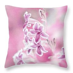 La Vie en Rose - Tiny Beauties Throw Pillow for Sale by Jenny Rainbow Designer Pillow, Pillow Design, Floor Pillows, Throw Pillows, Pillow Sale, Basic Colors, Poplin Fabric, Fine Art Photography, Pillow Inserts