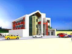 Projet de construction d'un hotel a Niamey au Niger, Niamey, Albert Kwessi