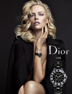 Dior Watch Charlize Dior