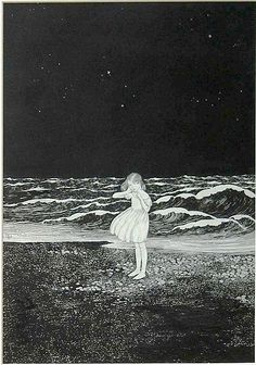 The Calling Sea, Ida Rentoul Outhwaite