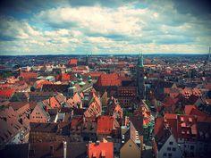 Nurnberg, Germany. #CMglobetrotters