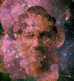 Computer-Generated Portraits Created From Images Of The Universe - via THE CREATORS PROJECT