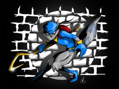 Sly Cooper - Master Thief by LRitchieART on DeviantArt