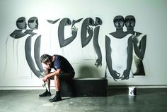 الفنان صفوان داحول