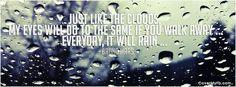 rain fb covers | Rain - Bruno Mars Facebook Covers, It Will Rain - Bruno Mars FB Covers ...