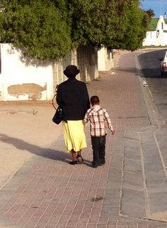 Dressed up and off to church on Sunday morning, Paternoster - West Coast - South Africa. Sunday Morning, West Coast, South Africa, My Photos, Dress Up, Lifestyle, Costume