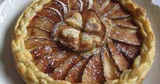 Hruškový koláč s pudinkem        Dnes jeden velmi rychlý recept na koláč s hruškami a pudinkem...         Recept je opravdu snadný a ryc... Apple Pie, Food, Essen, Meals, Yemek, Apple Pie Cake, Eten, Apple Pies