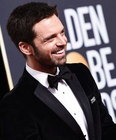 Sebastian Stan | 75th Golden Globes, 2018