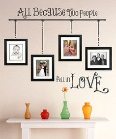 Could recreate this with cricut and vinyl