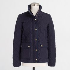 Quilted jacket : Jackets | J.Crew Factory