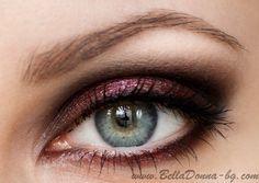 Beautiful MakeUp How To | Белла Донна