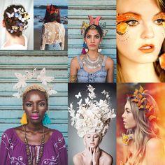 """As borboletas são lindas e bem versáteis no quesito fantasia. Dá para fazer tiaras e coroas (dica de variação da coroa de flores), inspirar a maquiagem artística, brincar e fazer asas para """"voar"""" ou até remeter as fantasias de personagens de clássicos como Madame Butterfly e Effie Trinket de Jogos Vorazes. É por isso que …"""