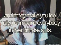 *Ugly* ~Christina Grimmie (Love that line!)
