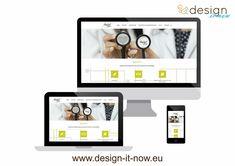 #webseite #Webdesign #werbegrafik #neuewebseite #onlinemarketing #werbung #design #grafik #onlinedesign www.design-it-now.eu