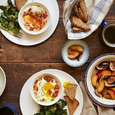 An Easy, Make-Ahead Brunch for Fall