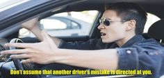 Avoid looking angry drivers in the eye. #pneushiver