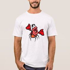 Little Mermaid Sebastian Disney T-Shirt - click to get yours right now!