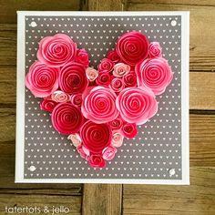 Объёмная открытка своими руками ко Дню святого Валентина