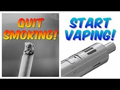 HOW TO VAPE: Best Vapor Products For Beginners!