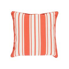 Decor 140 Geraldton Indoor / Outdoor Throw Pillow, Orange
