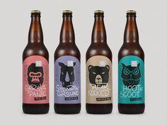 Branding and label design for beer. - SP Modelle Branding and label design for beer. Branding and label design for beer. Beverage Packaging, Bottle Packaging, Coffee Packaging, Food Packaging, Craft Beer Labels, Wine Labels, Beer Label Design, Beer Brands, Bottle Design