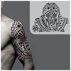 Tatuaggio di Guerriero, Libertà tattoo - custom tattoo designs on TattooTribes.com