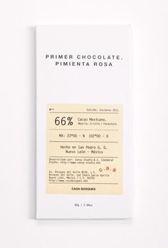 SAVVY STUDIO | Casa Bosques Chocolates #type