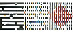 AGAM Sculpture 1971Screenprint in colors triptych, printed on white paper, inserted in #37 of the art magazine XXe Siècle, December 1971. Includes 16 pages of text in French by Yvon Taillandier, offset photo reproductions, some of which in colors. Magazine: 31x24.5 cm. Triptych, unfolded: 31x51.5 cm. XXe Siècle, Paris, 1971. Print signed in felt pen. Printed by Atelier Arcay. Fine...