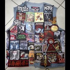 in_the_nightside_flockerzi from Germany #metaljacket #kutte #bandpatch #bandpatches #battlevest #heavymetal #thrashmetal #denimjacket #patchedvest #deathmetal #metalpatches #metal #wovenpatch #metalmaniacs #metalmaniac #metalvest #metalkutte #metalhead #metalheads #metalgirl #metalheadgirl #patch #patches #blacksabbath #bathory #possessed #ledzeppelin #pinkfloyd #morbidangel
